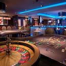 Le Baccara  - Ambiance feutrée des tables de jeux  -