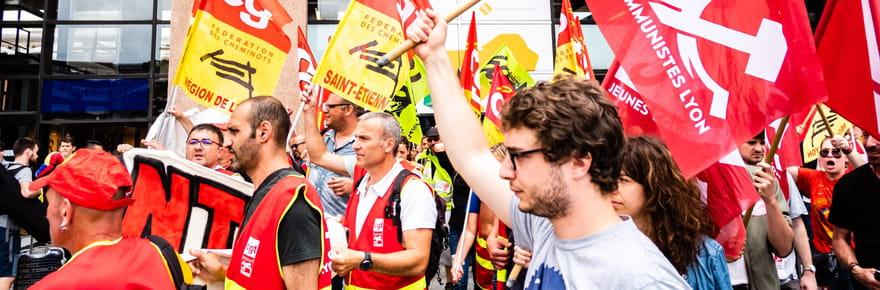 Grève SNCF: une date de mobilisation lancée par la CGT le 9octobre