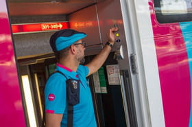 SNCF: 7% des trains TGV et Intercités en circulation ce week-end