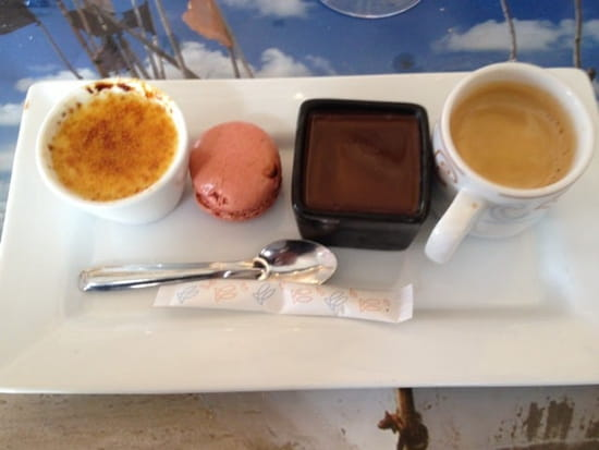 Dessert : La Criée
