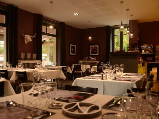 Le Nezel Restaurant  - la grande salle (35 couverts) -   © bdco