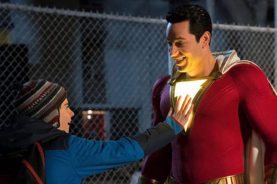 Shazam: le super-héros s'appelait à l'origine Captain Marvel!
