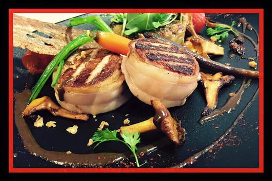 Le Bistronome restaurant Nîmes  - Tournedos -   © A