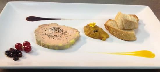 Le 23 Clauzel  - Foie gras -   © Ph TRIER