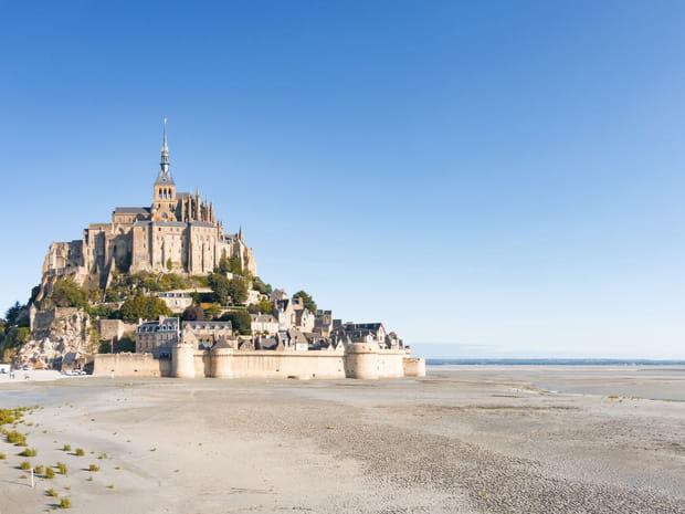 Mont-Saint-Michel : le chef d'oeuvre français rénové
