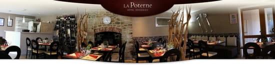 La Poterne - Moncontour  - La Poterne - Restaurant -