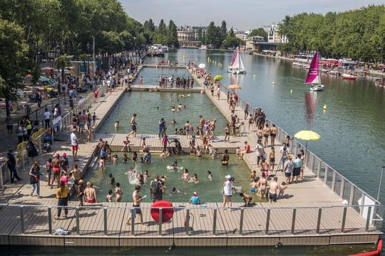 Paris Plages 2018: la baignade au bassin de La Villette est de retour