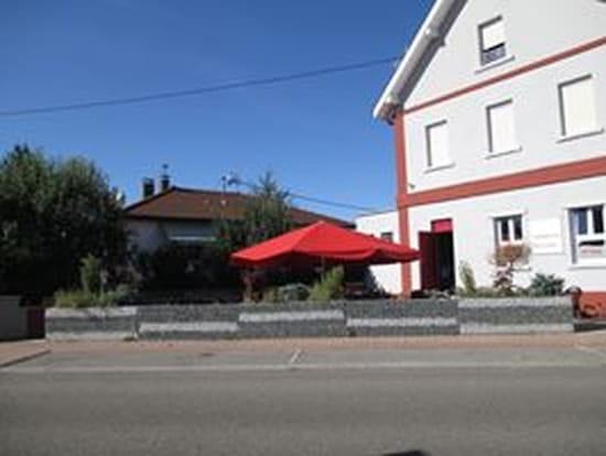 Le Texas  - le restaurant avec la terrasse -   © m.meme