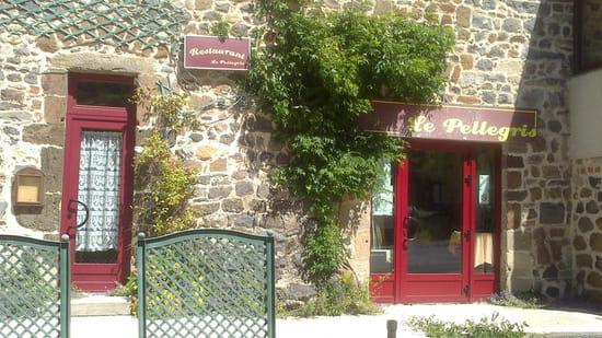 Restaurant : LE PELLEGRIS  - Le Pellegris - Saint Julien des Chazes -   © Nappi Bruno