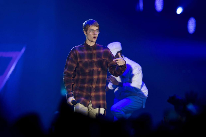 Il drague sur Insta et se prend un vent — Justin Bieber