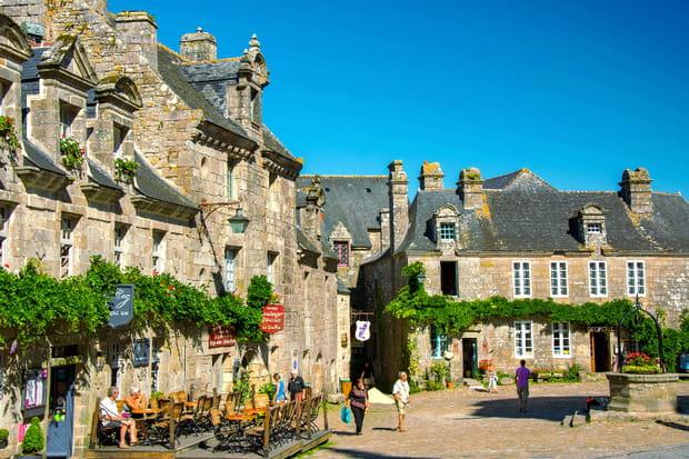 Locronan, Finistère