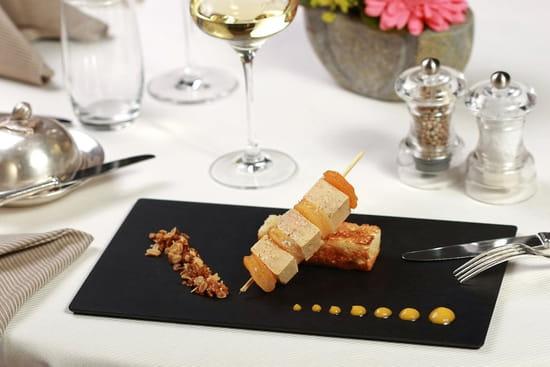 Le Gourmet de l'Ile  - Le foie gras -   © GEF