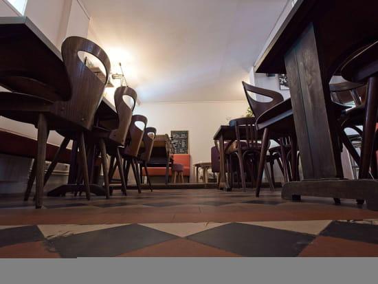Restaurant : Bam Bam Café  - Espace restauration -   © Antoine Sicot