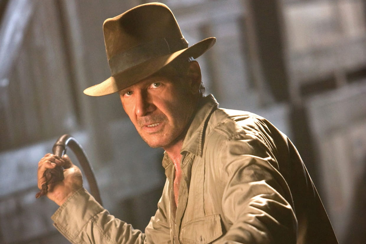 Harrison Ford : l'acteur évoque sa mort et celle d'Indiana Jones