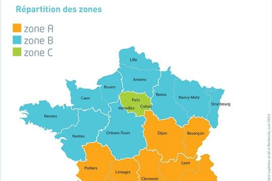 Vacances scolaires: les dates du calendrier 2018-2019, zone par zone