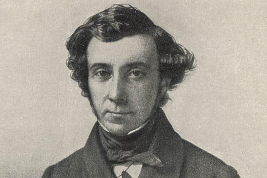 Alexis de Tocqueville: biographie et essai sur la démocratie en Amérique