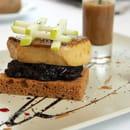 L'Epicurien  - le foie gras poele -