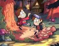 Souvenirs de Gravity Falls : Mystère sous Terre