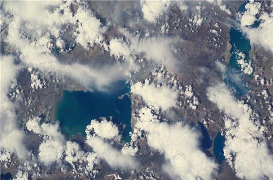 Lac dans son écrin