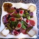 Plat : A piazza  - Assiette terroir -