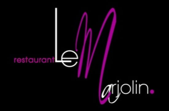 Le Marjolin  - Enseigne restaurant Le Marjolin. Levallois-Perret -   © Ben. A.
