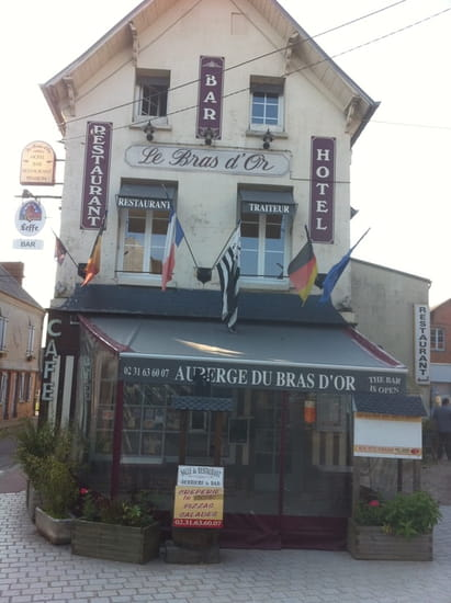 Hôtel Restaurant Le Bras d'Or  - Le bras d'or à moyaux -