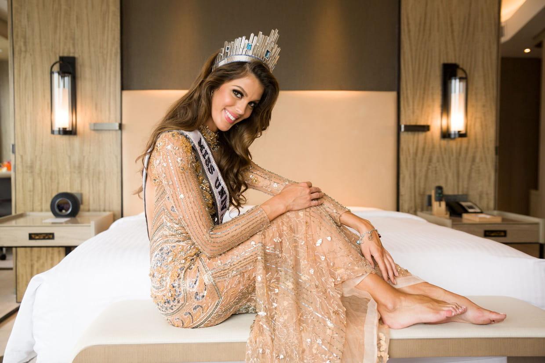 Miss univers 2017 iris mittenaere les candidates - Miss univers iris mittenaere ...