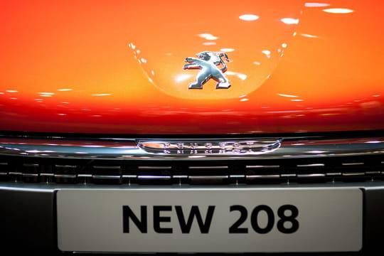 Nouvelle Peugeot 208: l'intérieur se montre, à quoi ressemble-t-il?