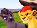 Lion guard : Battle for the Pride Lands