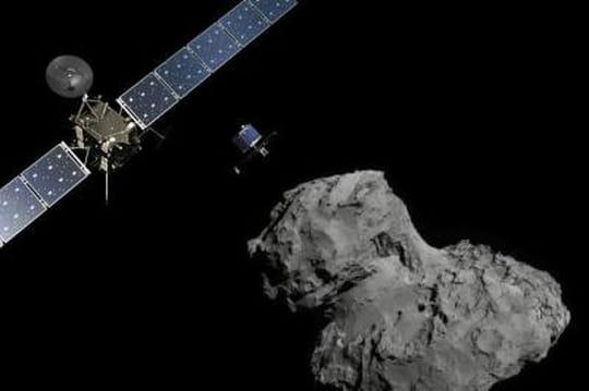 Sonde Rosetta: àquoi va servir lerobot Philae