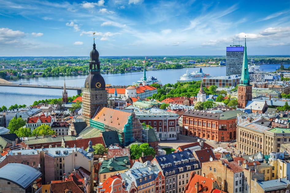 7- Riga, en Lettonie