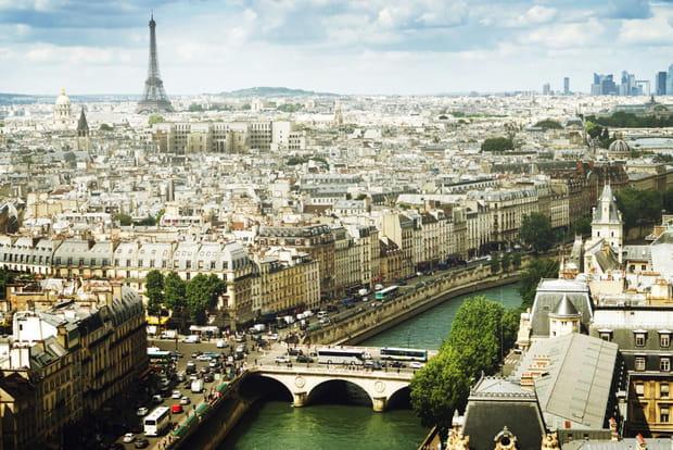 Résultat élection européenne Paris