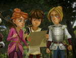 Arthur et les enfants de la Table ronde