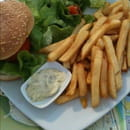 Plat : Sofish  - Fishburger -