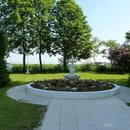 Hostellerie du Châtel  - le jardin -
