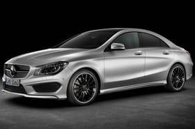 Mercedes-Benz CLA: laClasse Acoupé