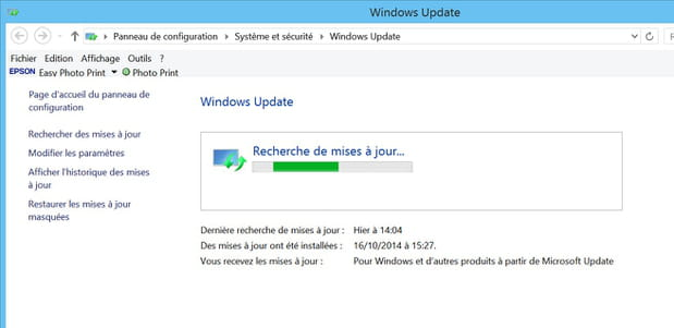 Windows 10 gratuit pour les possesseurs de Windows 8
