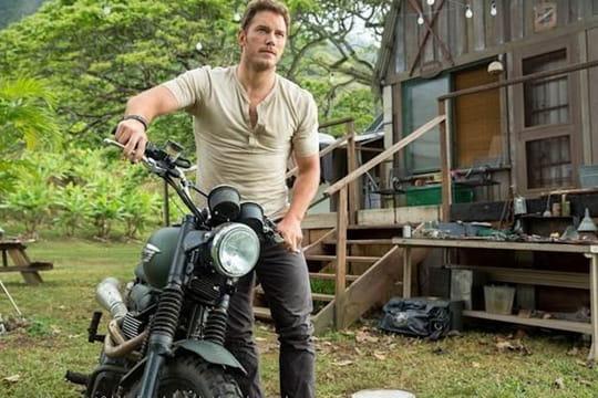 Jurassic World : Chris Pratt et ses dinosaures bientôt milliardaires !