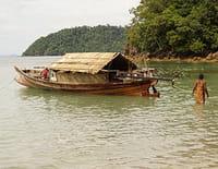 Des bateaux et des hommes : Les nomades de l'eau