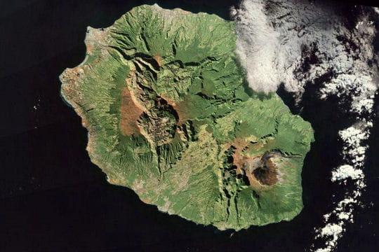 La Réunion, terre de reliefs