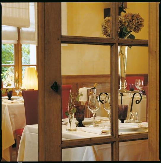 Le Jardin des Remparts  - Salle de restaurant -   © Eliphot-Aix en Provence