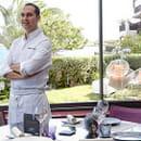 Restaurant : L'Almandin  - le Chef Christophe Schmitt -   © ICICOM
