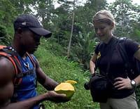 Chasseurs d'aventures : São Tomé : l'aventure nature