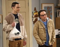 The Big Bang Theory : La reconfiguration du dressing