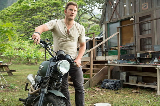 Chris Pratt a terminé le tournage de Jurassic World 2