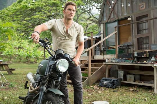 Chris Pratt a terminé le tournage de Jurassic World 2
