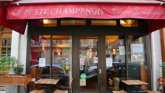 Le Petit Champenois  - Le Petit Champenois -
