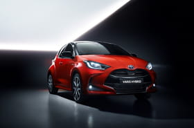 La nouvelle Toyota Yaris en images