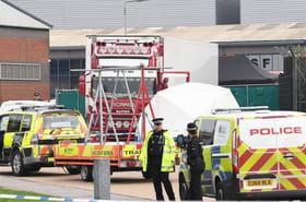 39morts découverts dans un camion au Royaume-Uni