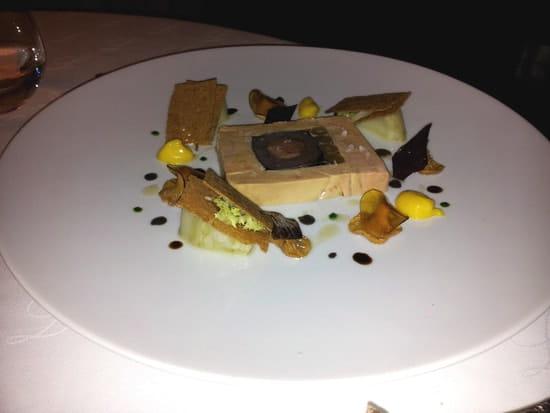Maison Lameloise  - foie gras au chevreuil -   © mv3dfr@free.fr